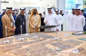 محمد بن راشد: الإمارات ستظل رائدة عالميا في مجال توليد الطاقة النظيفة