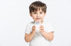 حليب البقر الأفضل لنمو الأطفال