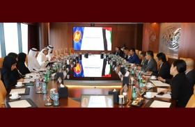 غرفة دبي تبدأ استعداداتها لتنظيم المنتدى العالمي للأعمال  لدول الآسيان باجتماع تنسيقي مع ممثلي البعثات الدبلوماسية