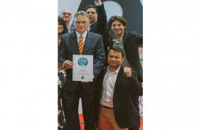 «جلوبال للصناعات الغذائية» على قائمة نهائيات «جوائز الابتكار العالمي للأغذية» في المملكة المتحدة