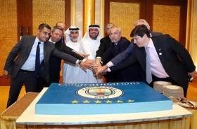 الأرشيف الوطني يحتفي بتتويج «المان سيتي» ويرفع التهاني إلى منصور بن زايد