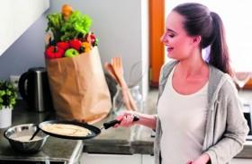 تمارين رياضية يمكنك ممارستها في المطبخ