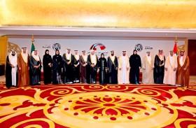 """القبيسي وآل الشيخ يؤكدان على علاقات التعاون الاستراتيجية بين «الوطني الإتحادي» و""""الشورى""""السعودي"""