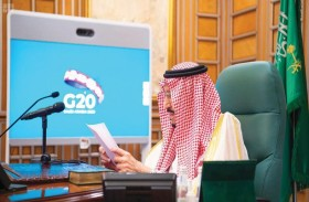 الملك سلمان: الأزمة الإنسانية بسبب كورونا تتطلب استجابة عالمية