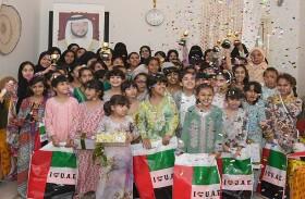 نادي تراث الإمارات يختتم ملتقى السمالية الصيفي 2018