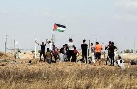 غضب إسرائيلي من خريطة أمريكية دون الضفة وغزة والجولان