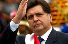رئيس البيرو الأسبق غارسيا يؤكد براءته