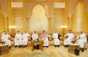 الاتفاق على تشكيل فريق عمل إماراتي- سعودي لتنسيق الاســتثمار الخارجي ومعالجــة تحديــات القطـاع الخاص