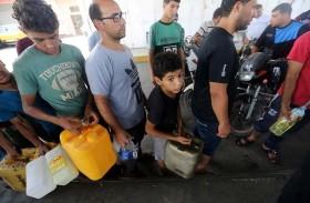 قطاع غزة المنهك بالحروب والفقر والحصار