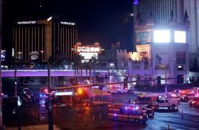 «اف بي آي» يحقق بشأن متورط باعتداء لاس فيغاس