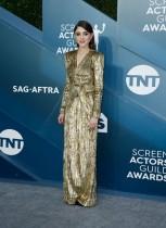 ناتاليا داير خلال حضورها جوائز نقابة ممثلي الشاشة السادسة والعشرين في لوس أنجلوس، كاليفورنيا. رويترز