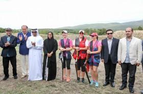 أصداء واسعة لنجاحات بطولة فاطمة بنت مبارك العالمية لرماية السيدات بإيطاليا