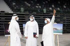 خالد بن محمد بن زايد يتفقد مشروع «ياس باي» التابع لـ«ميرال» ضمن محفظة استثمارية تصل إلى 12 مليار درهم
