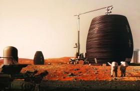 منازل مستوحاة من المريخ.. صديقة للبيئة