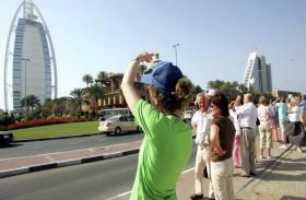 معرض «#زوروا_الإمارات» في روسيا يعرف بالمقومات والخدمات السياحية بالدولة