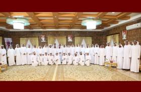 مرشحو المجلس الوطني برأس الخيمة يتعهدون بخدمة الوطن