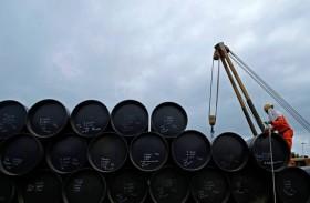 النفط يرتفع على نحو ضعيف