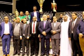 10  ميداليات لمنتخبنا للكيك بوكسينج في العربية بالأردن