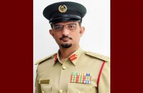 شرطة دبي تنقل ضحيتا حادث مروري في صلالة وتتكفل بعلاجهما في «راشد»