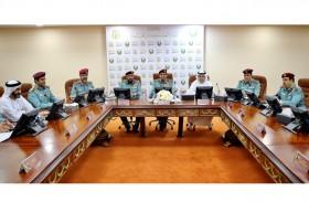 لجنة القيادة العليا تستعرض نتائج المؤشرات الوطنية والتحول الذكي
