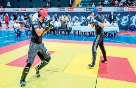 بطولة الإمارات للكيك بوكسينجK-1  للمحترفين تنطلق اليوم بدبي