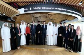 دبي الذكية تستضيف وفداً من مجموعة «سمارت نيشن آند ديجيتال غوفرمنت» السنغافورية
