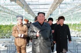 صور جديدة لكيم جونغ تشير إلى إعلان سياسي