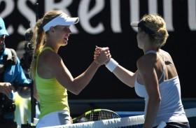 تأهل فوزنياكي وسفيتولينا وديميتروف في أستراليا المفتوحة
