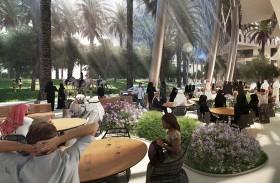« إكسبو 2020 دبي » يلقي الضوء على فرص عقود الأطعمة والمشروبات