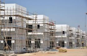 إنجاز البنية التحتية للمرحلة الأولى من مشروع مدينة الشارقة المستدامة