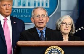 عالم أميركي يتوقع وفاة 200 ألف بكورونا في الولايات المتحدة