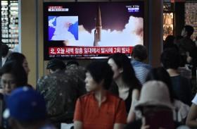كوريا الشمالية: نشر صواريخ أمريكية جديدة يعد تهورا