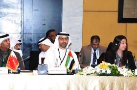 وزارة المالية تشارك في الاجتماع الثالث لوكلاء وزارات المالية في البلدان العربية