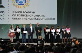 سفراء بالعلوم نفكّر يفوزون بجائزة الأمم المتحدة للتنمية المستدامة