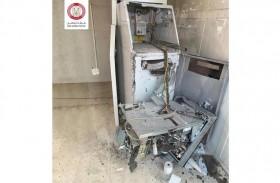 عصابة «الصراف الآلي» في قبضة شرطة أبوظبي