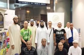 2186 شخصا يشهرون إسلامهم في جمعية « دار البر » خلال النصف الأول