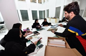 «الشارقة للكتاب» تطلق مشروع «ورش الإنتاج الفني» دعماً لرسامي كتب الأطفال الإماراتيين