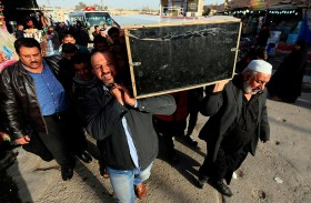 مصر تدين الهجومين الإرهابيين في بغداد