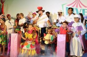 مستشفى رأس الخيمة يعزز مكافحة الأمراض المزمنة بإطلاق «مهرجان الحياة الصحية»