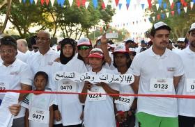 مجلس دبي الرياضي ينظم ورشة عمل للمشاركين في فعالية المشي 24 ساعة