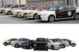 طرق دبي ترسي عقد شراء 900 مركبة أجرة لتاكسي دبي