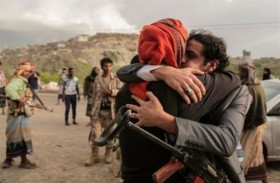شروط عملية تبادل الأسرى بين الشرعية والحوثي