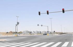 بلدية مدينة أبوظبي بالتعاون مع «مساندة» تنجز المرحلة الرابعة من مشروع البنية التحتية والطرق الداخلية في الفلاح