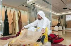 ورشة البشت الملكي تعود  إلى قصر المويجعي غدا