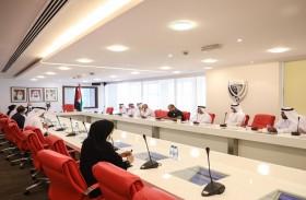 اتحاد الكرة يعقد اجتماعاً تنسيقياً مع المديرين التنفيذيين وأمناء السر في أندية الدرجة الأولى