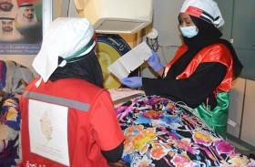 حملة الشيخة فاطمة الإنسانية العالمية تختتم مهامها في السودان بعلاج أكثر من ألف امرأة وطفل