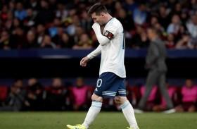 ميسي يغيب عن مباراة المغرب بداعي الإصابة