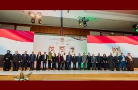 سفارة الدولة بالقاهرة تحتفل باليوم الوطني بحضور رئيس الوزراء المصري