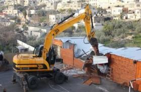الاحتلال يوزع إخطارات هدم منازل في القدس