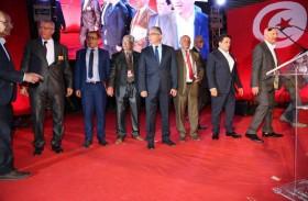 إعادة خلط الأوراق في المشهد السياسي التونسي...!